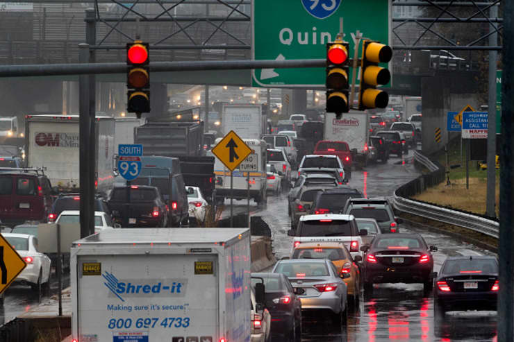 GP: Boston traffic