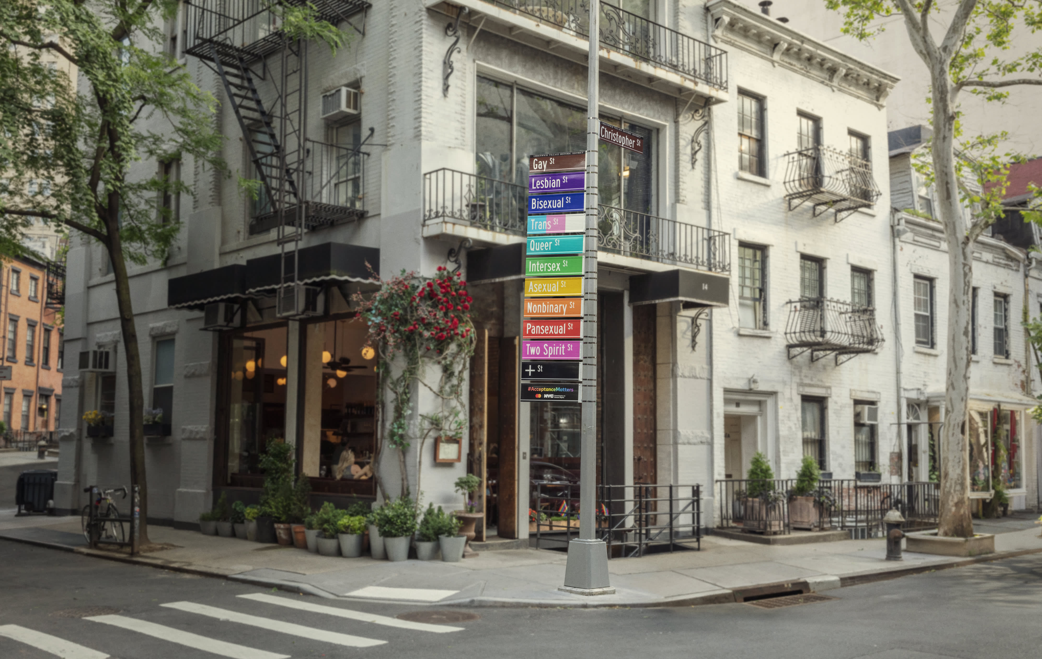 Mastercard launches True Name card to help LGBTQ community