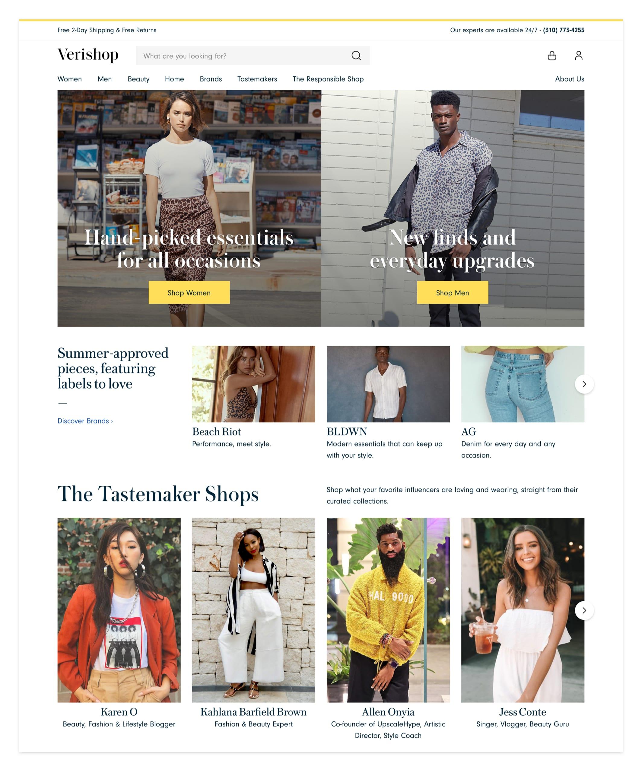 Former Snap exec Imran Khan's new retail website, Verishop, goes live