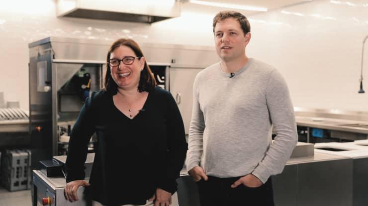 Dishcraft founders