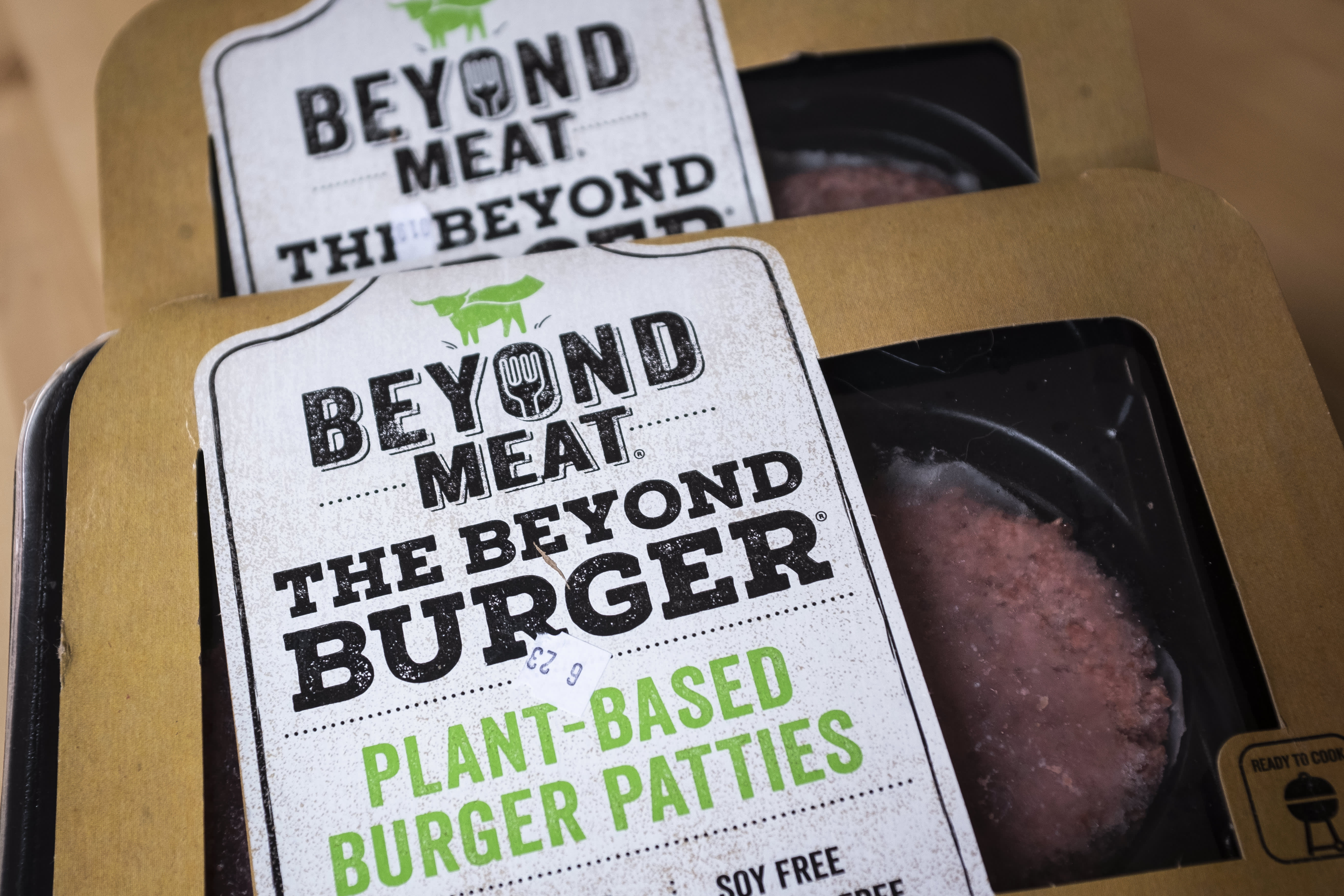 Barclays initiates coverage of Beyond Meat, saying it's 'not your typical meat company'