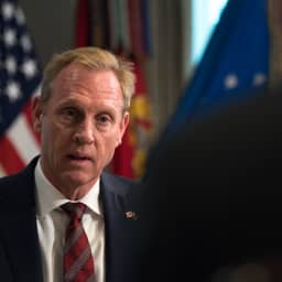 Trump says Shanahan has withdrawn from Defense secretary consideration