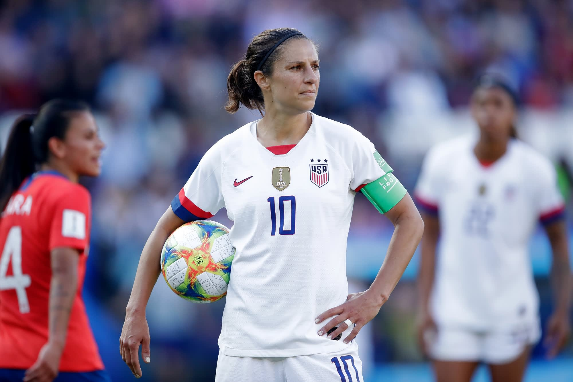 US women's soccer games now generate more revenue than men's—but the players still earn less