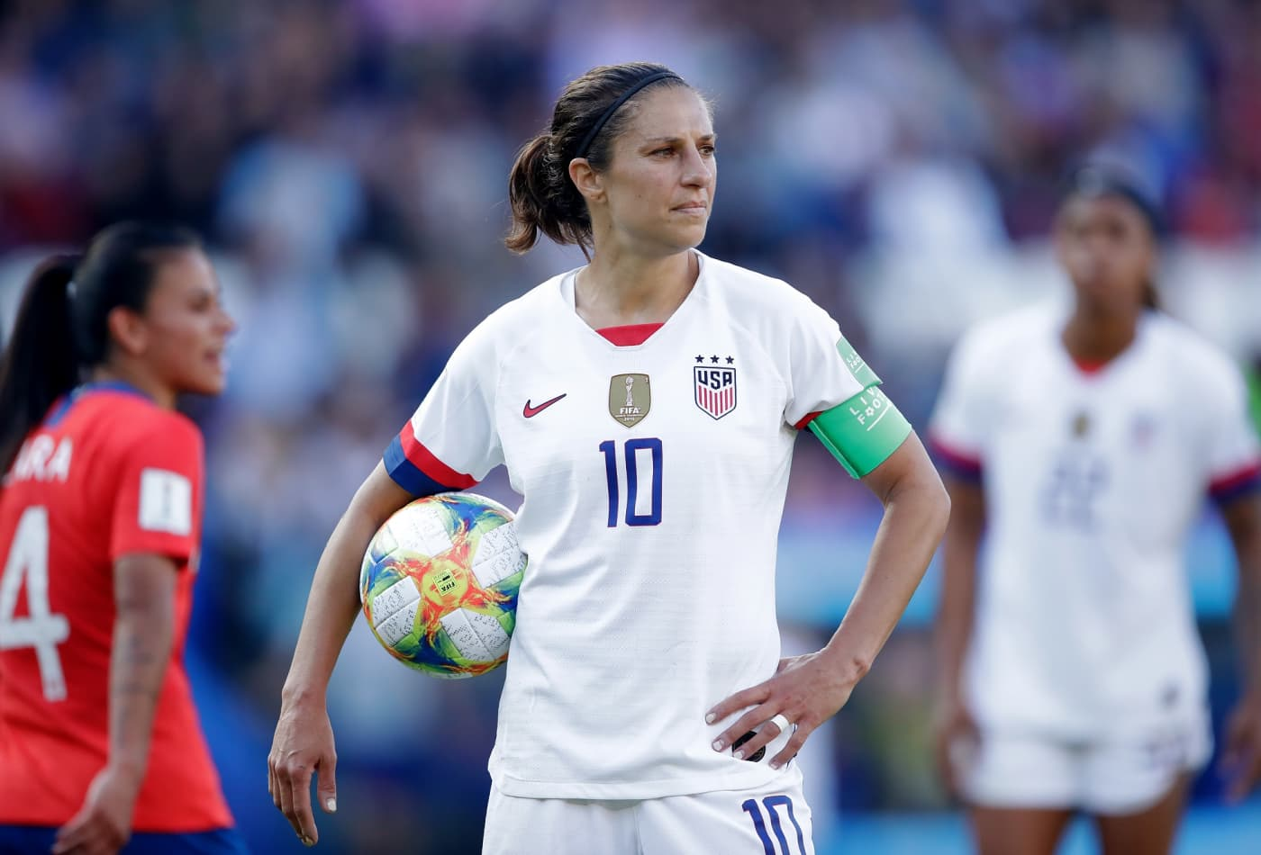 US women's soccer games now generate more revenue than men's