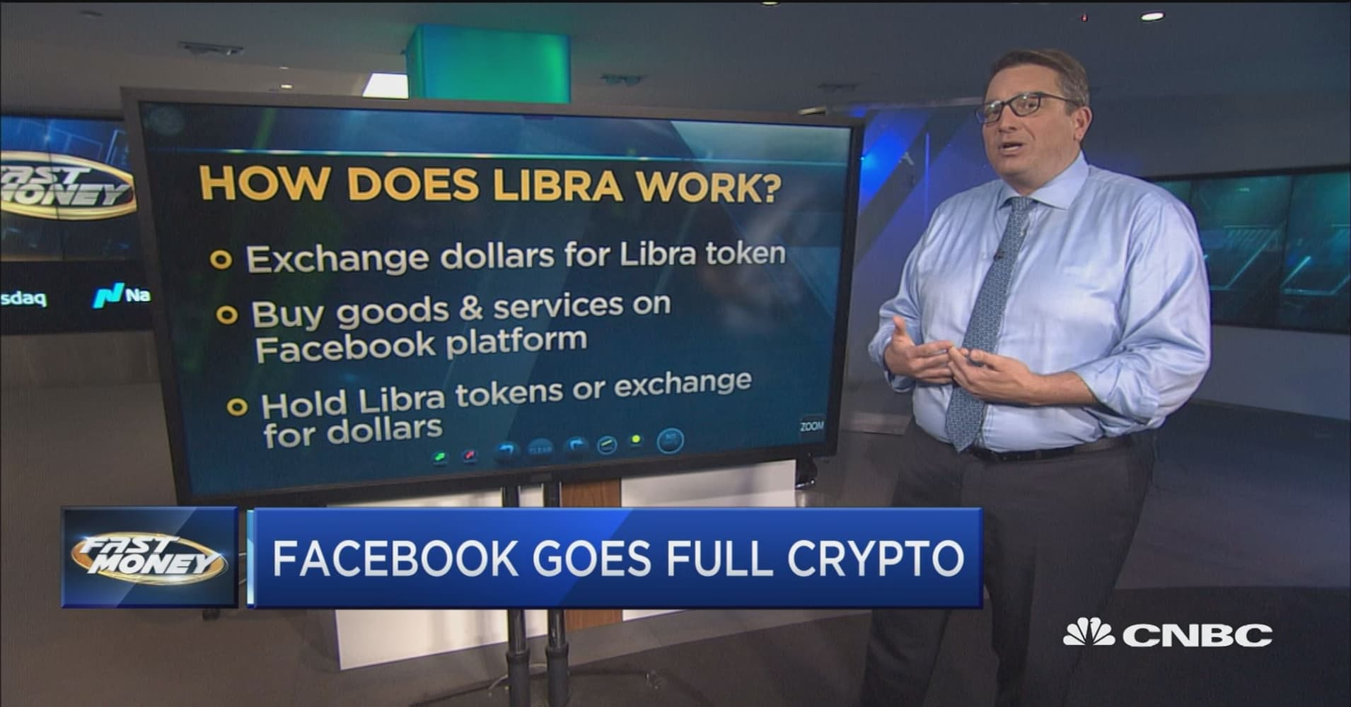 Facebook's Libra a watershed moment for company and crypto: RBC