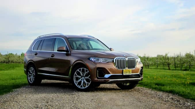Review: The 2019 BMW X7 three-row SUV was worth the wait