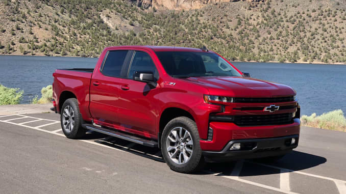 Chevy is working on what could be the first pickup to top