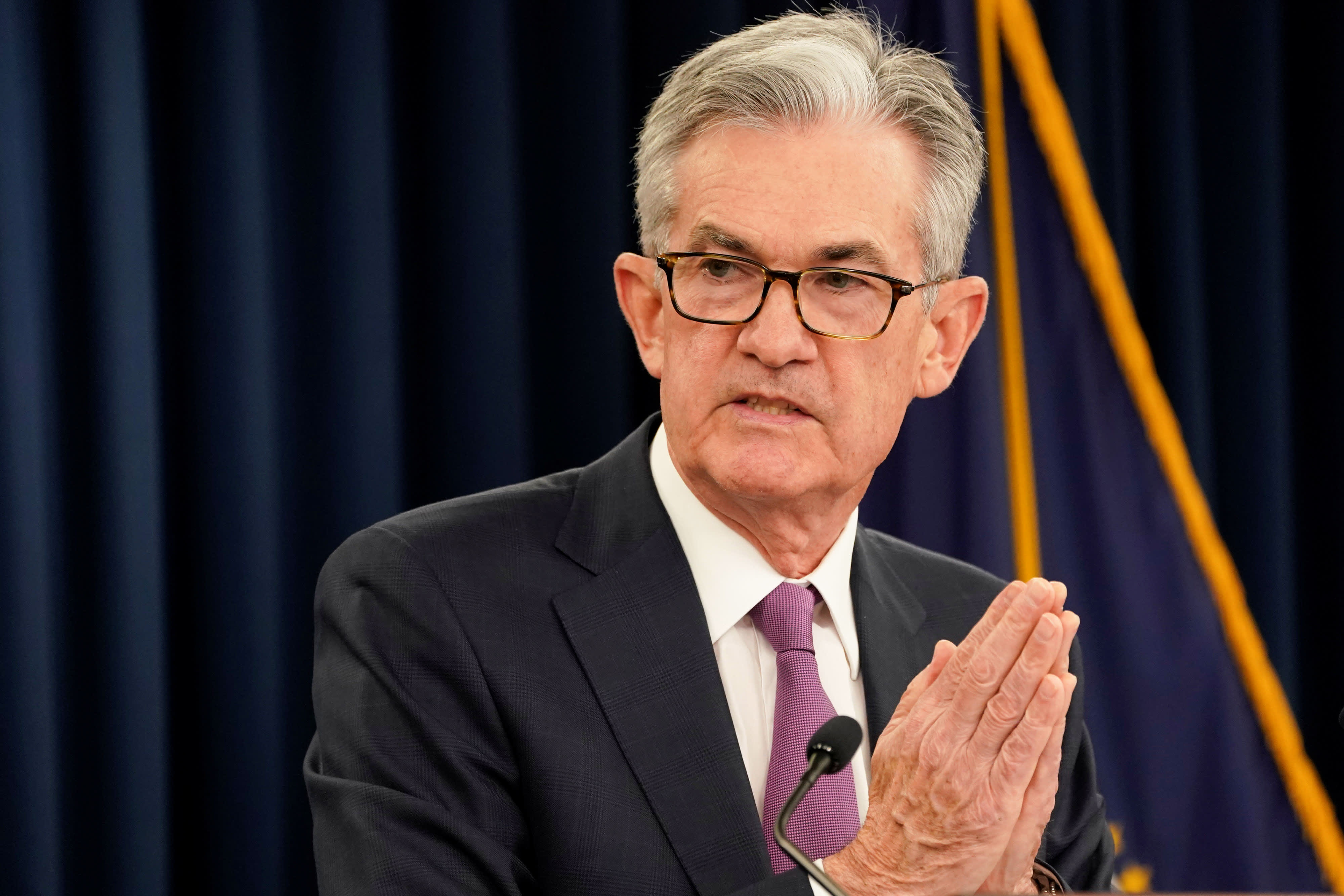 Morgan Stanley sees Fed cutting by half percentage point at