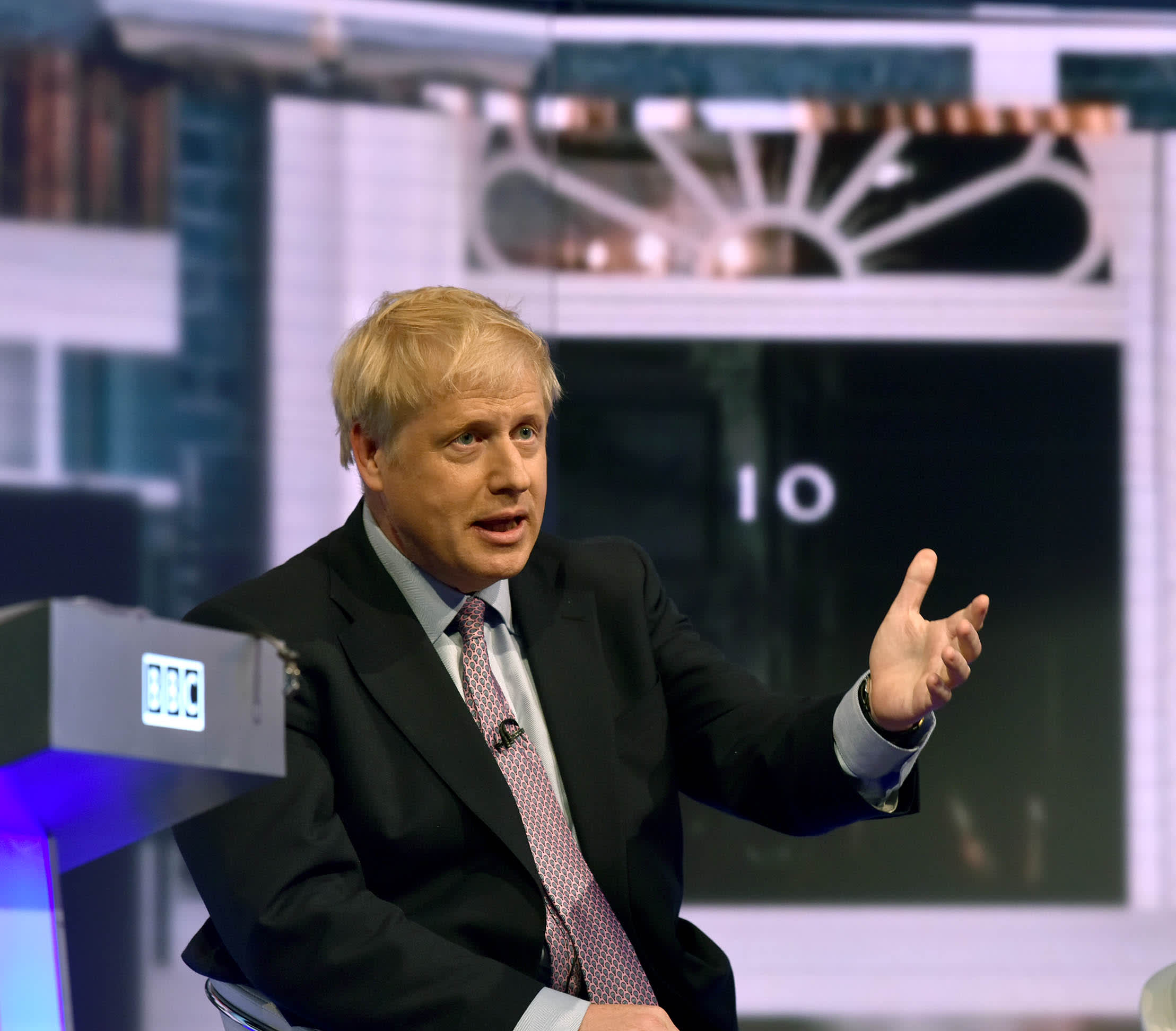 Brexit campaigner Johnson far ahead in race to lead Britain; Sajid Javed eliminated