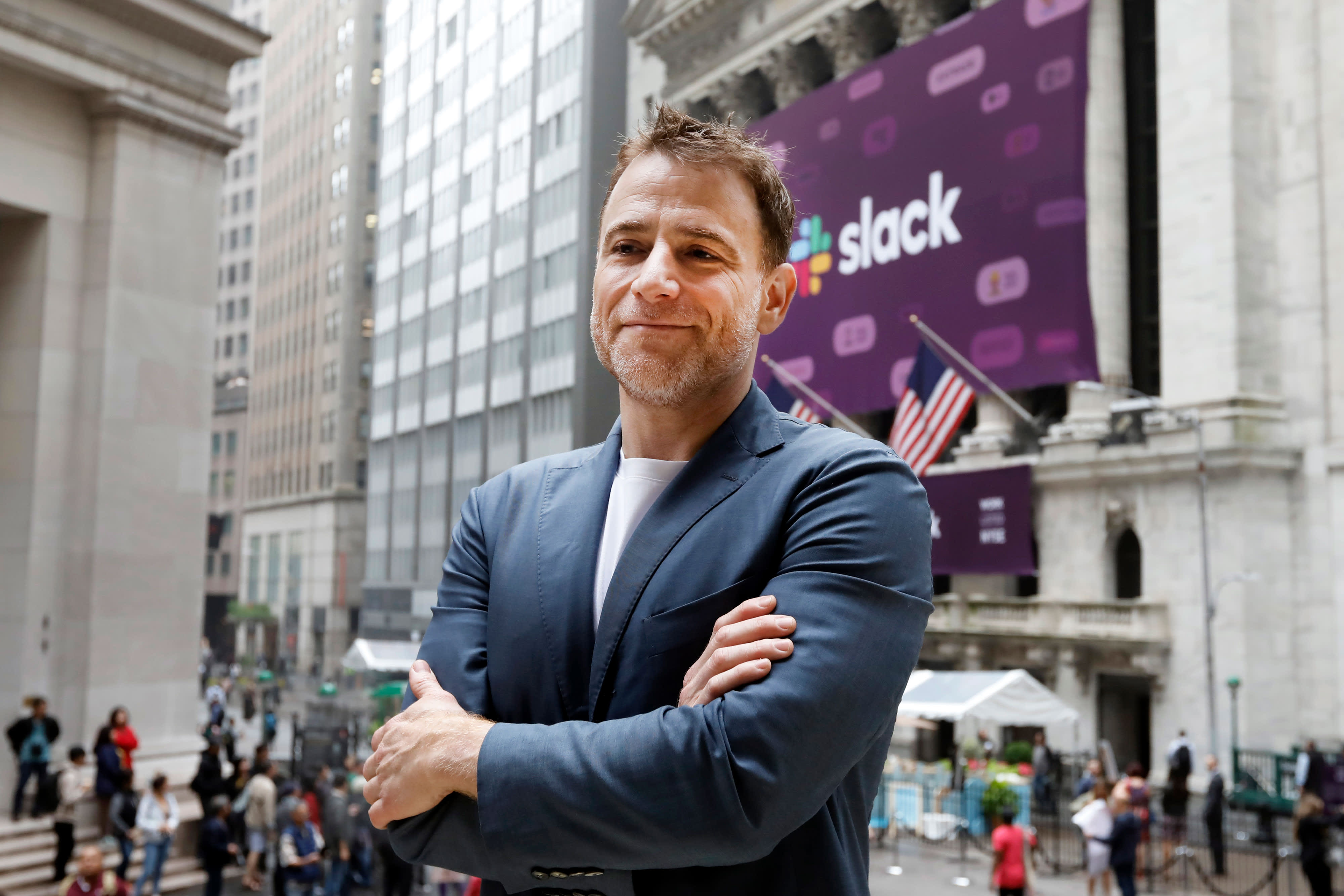 Slack CEO explains why the company didn't go public with a traditional IPO