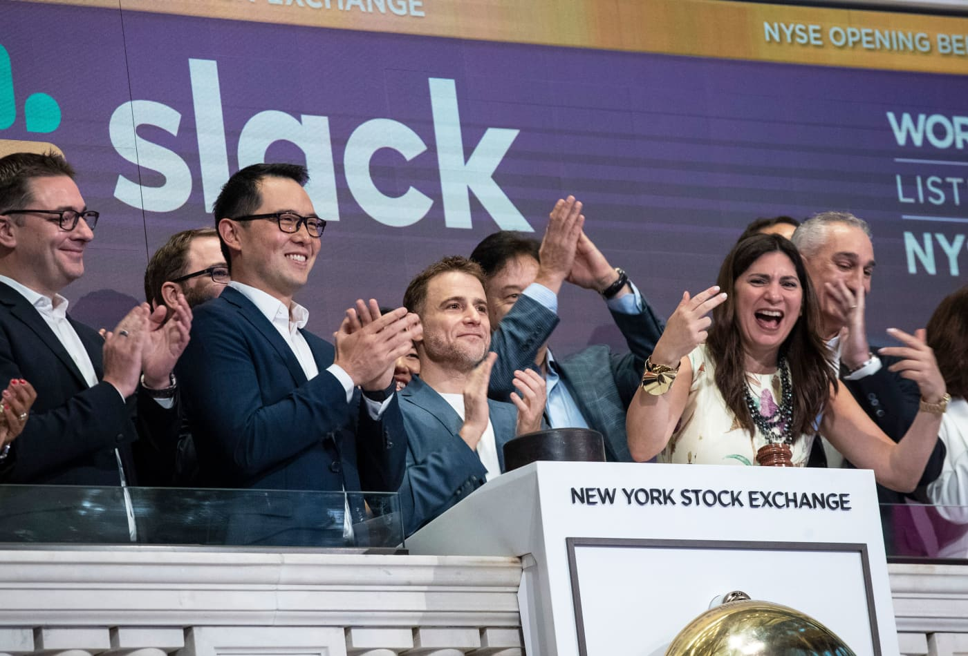 Salesforce held talks to buy Slack, deal could be announced next week
