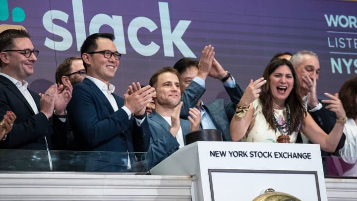 Here are the biggest analyst calls of the day: Slack, AbbVie, Roku & more
