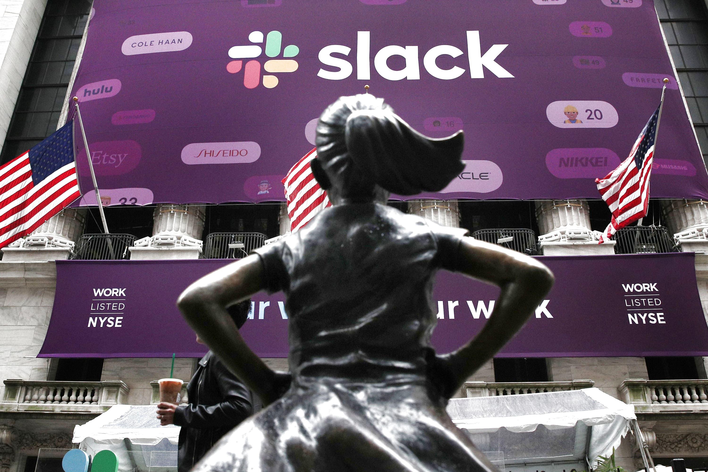 Slack, Gap, RH, Broadcom, Uber & more