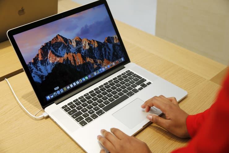 GP Apple MacBook Pro 2016