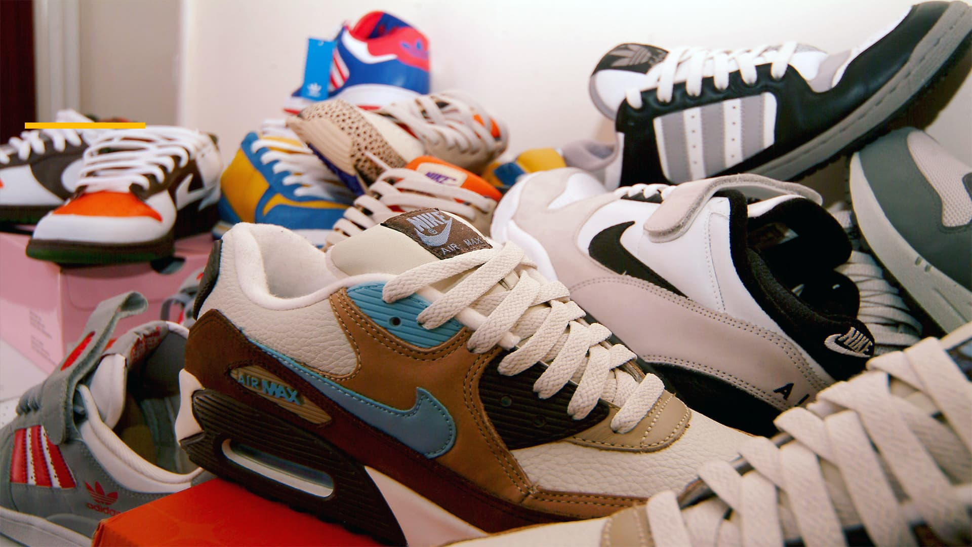 769b1ec91 How Nike became the most powerful name in sportswear
