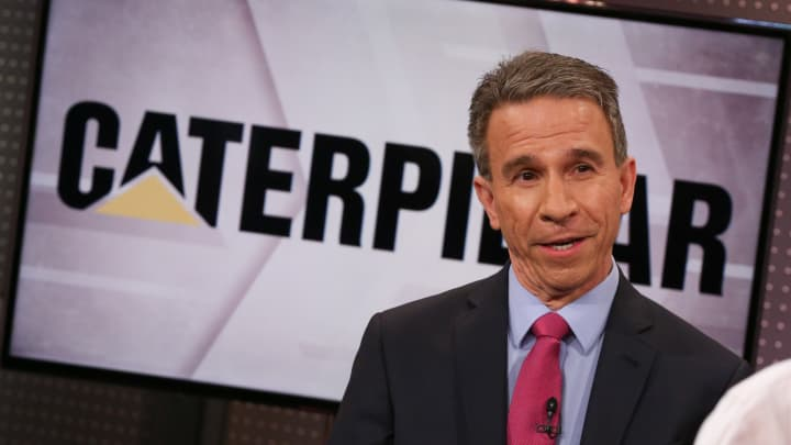 Here are the biggest analyst calls of the day: Caterpillar, Tesla, SeaWorld, & more