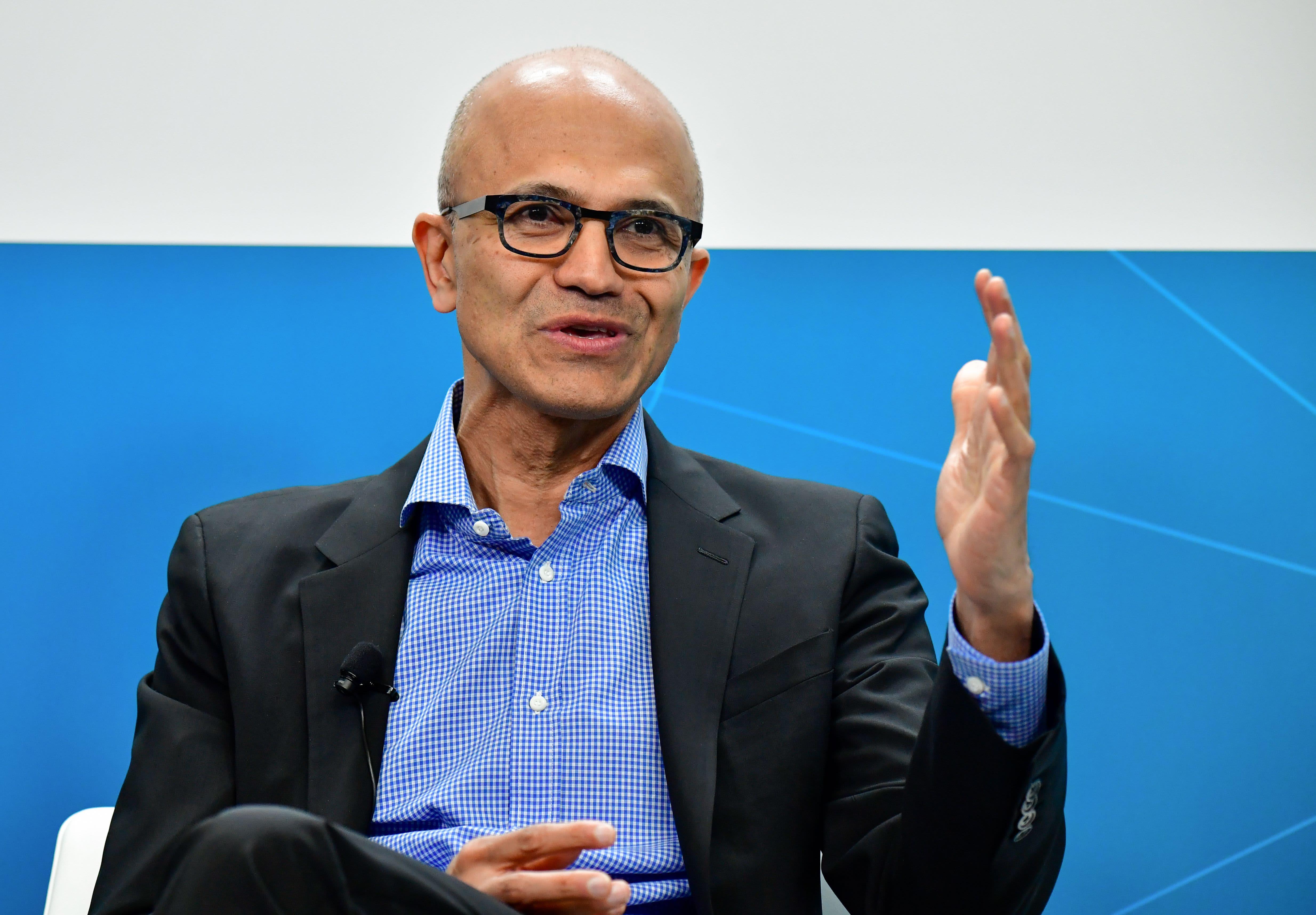 Microsoft revenue grew 13% despite coronavirus – CNBC