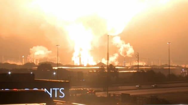H/O: Fire in Philadelphia refinery 190621