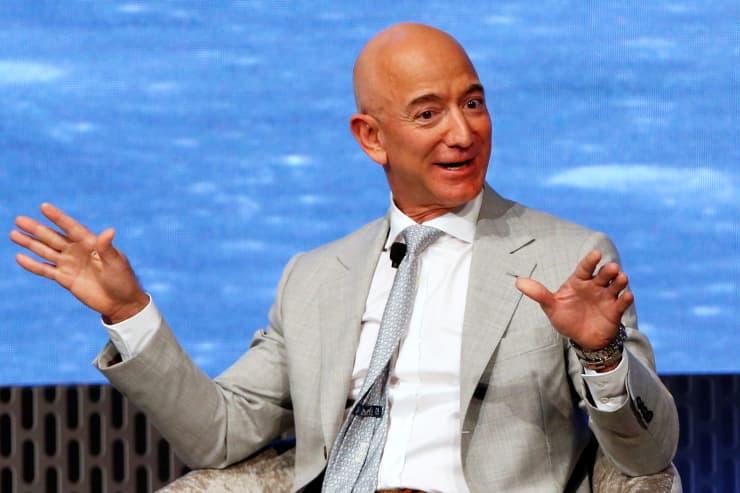 RT: Jeff Bezos, Amazon 190619