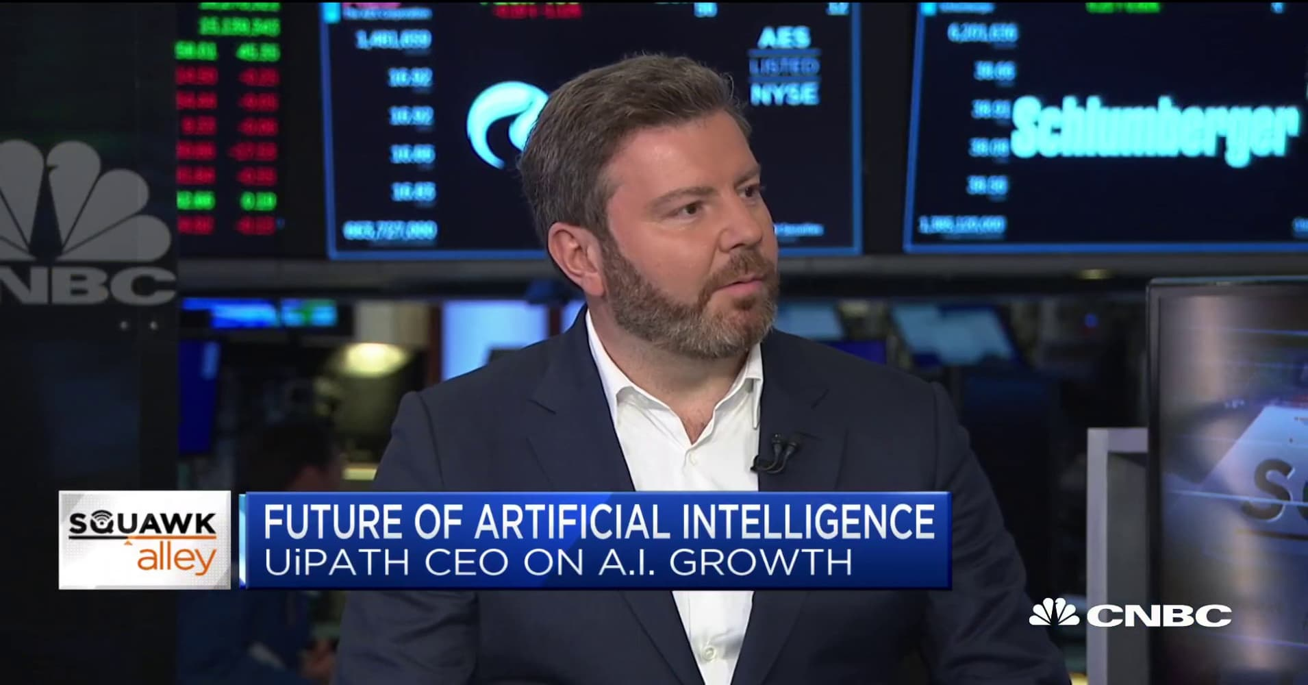 UiPath CEO believes artificial intelligence will add jobs and make work  more creative