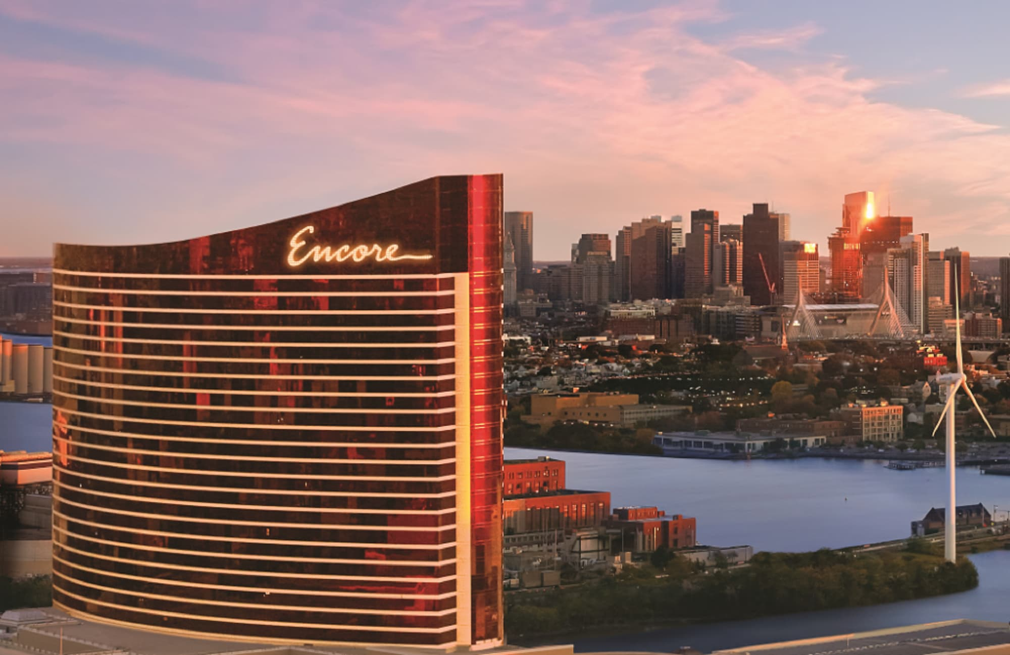 Inside Boston's new $2.6 billion casino resort