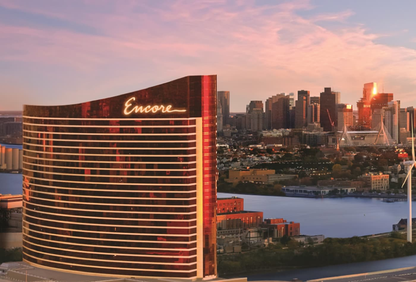 Photos: Inside new billion-dollar Encore Boston Harbor casino resort