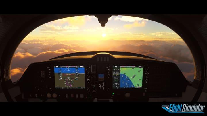 Flight Simulator Software  - Couverture
