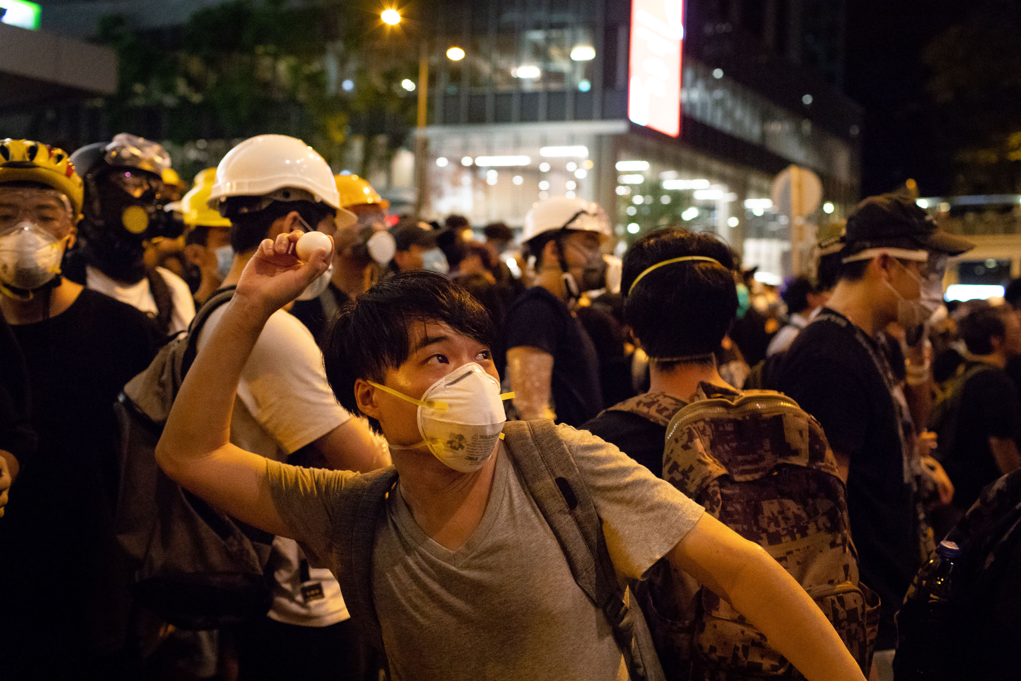 Many of the leaders of Hong Kong's protests are millennials—here's why they're taking action