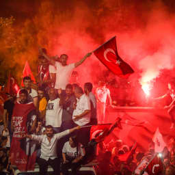 Turkey's Erdogan suffers election blow but vote sparks hope for change