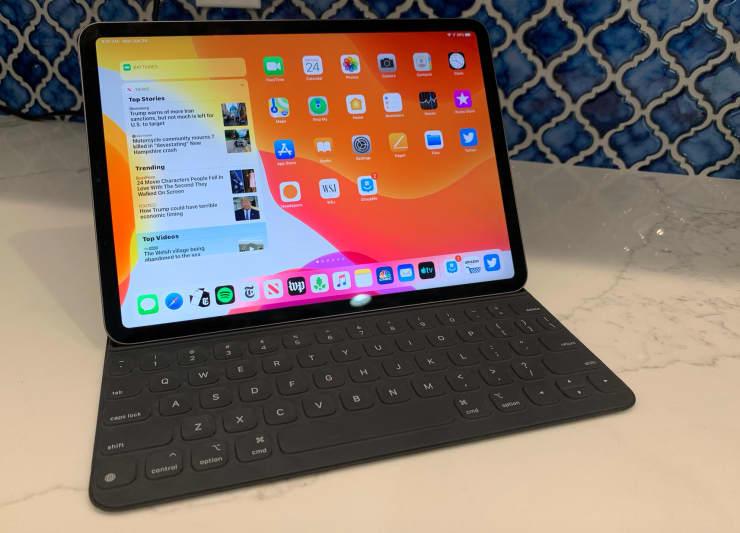CNBC Tech: iPadOS public preview
