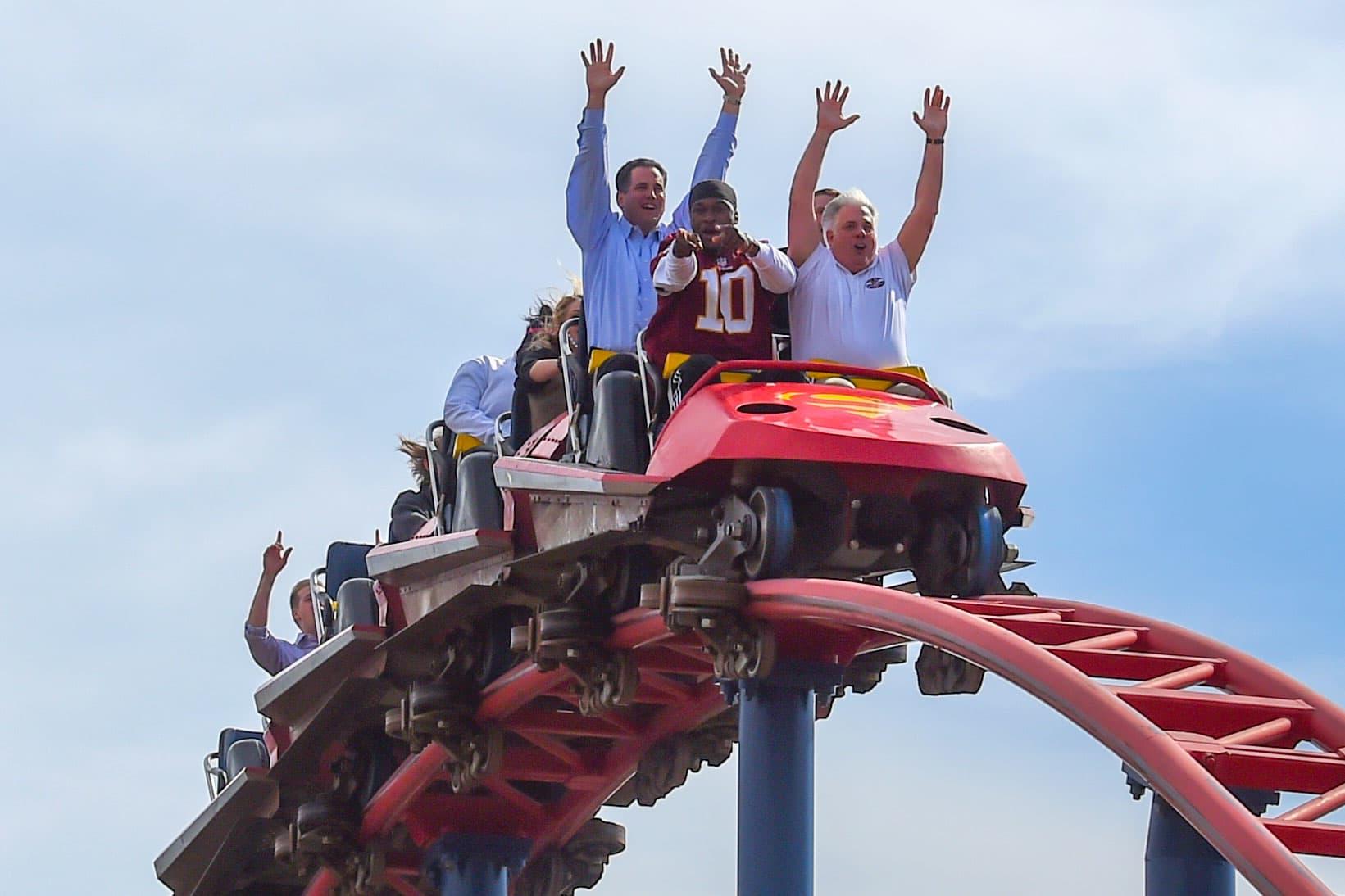 Las cosas son tan malas para Six Flags que el mismo analista lo rebajó dos veces en menos de 12 horas. thumbnail