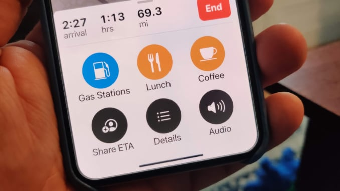 CNBC Tech: Share Maps ETA in IOS 13