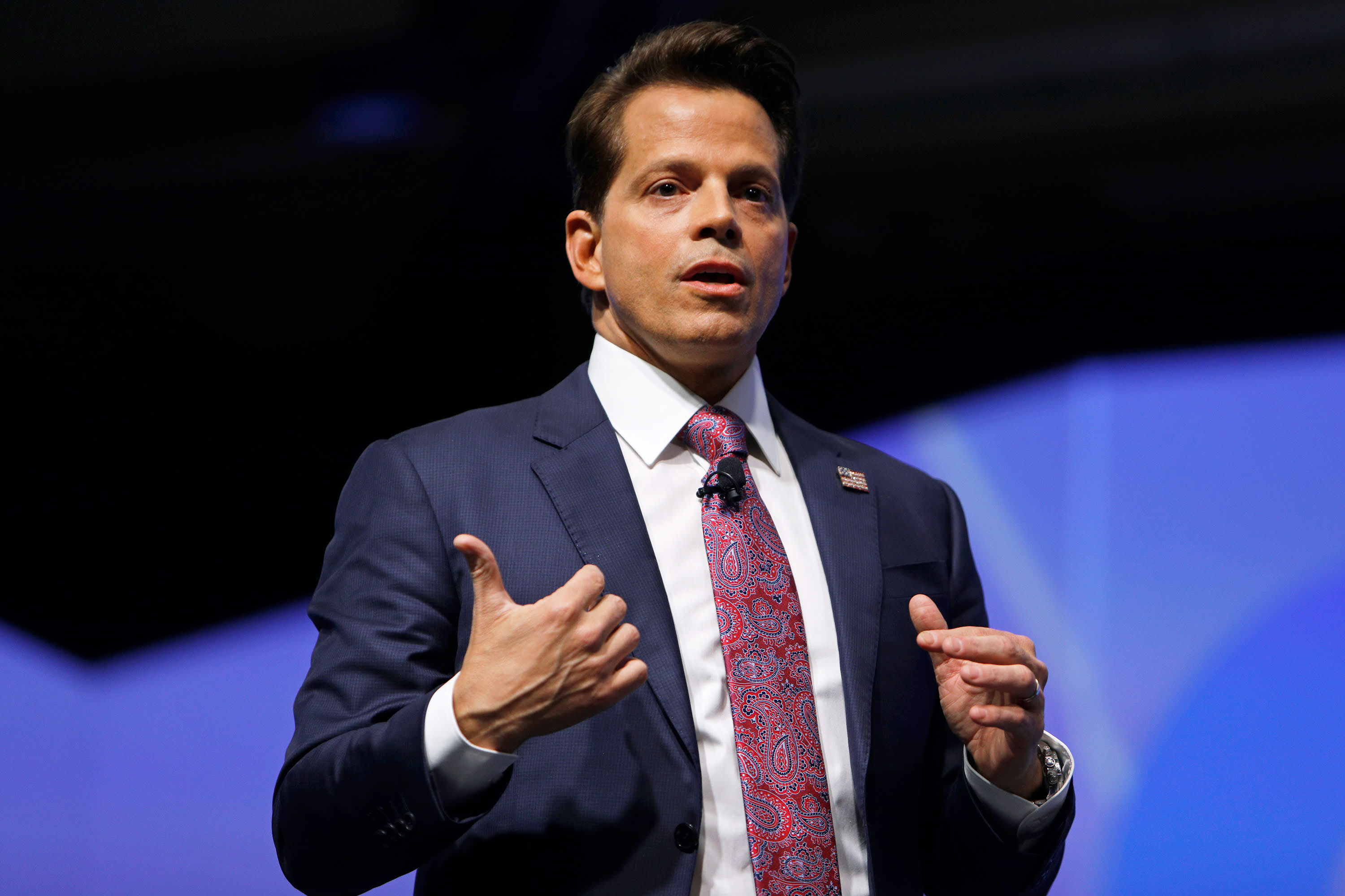 Anthony Scaramucci encourages Iran to ratchet back tensions, says Trump is 'very fearless'