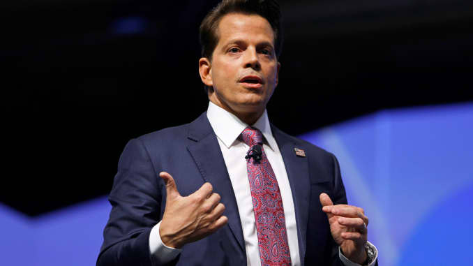 Scaramucci: CEOs hold spending because China tariffs too unpredictable