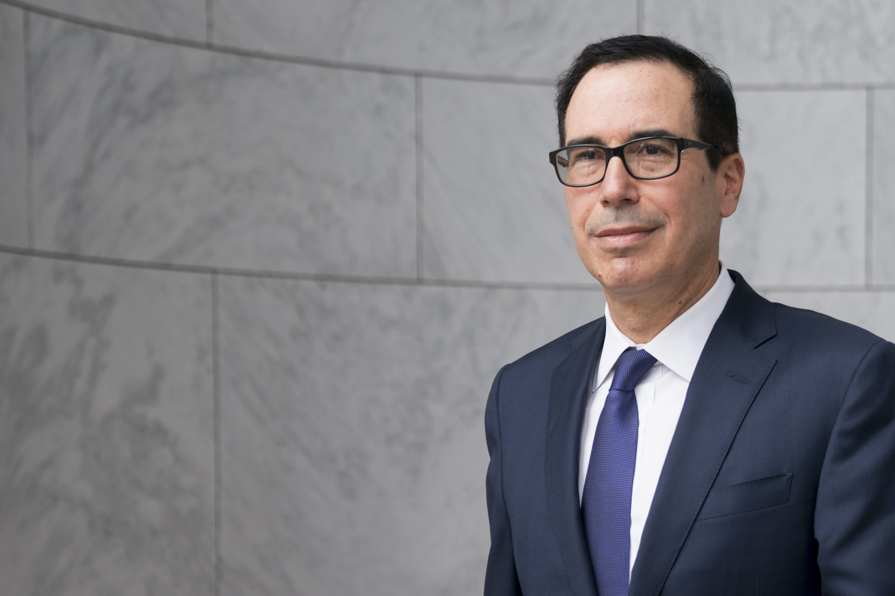 Mnuchin defends Kushner's $50 billion plan for the Middle East