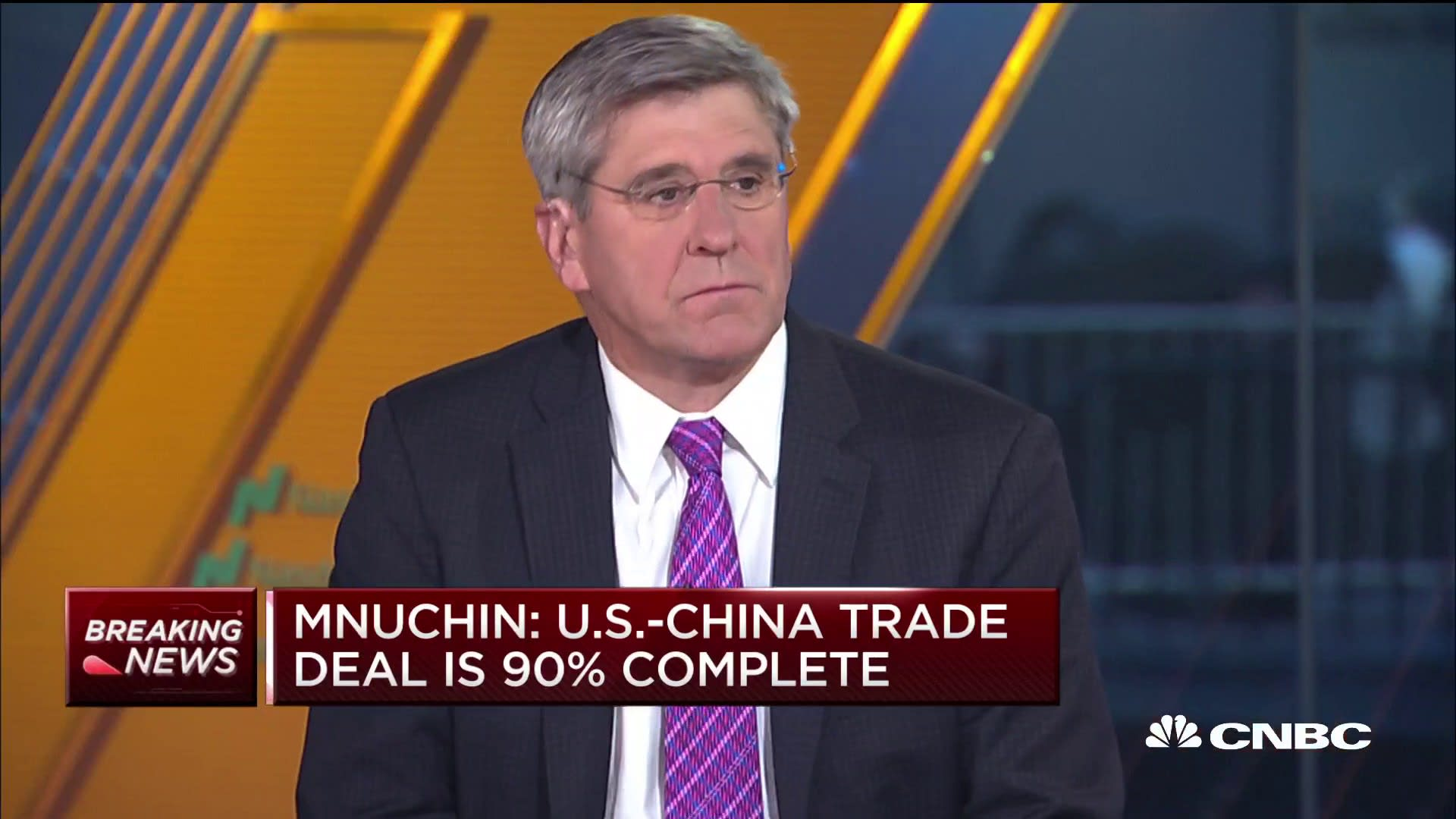 Stephen Moore says the US-China trade war will be an epic battle that lasts '10 or 15 years'
