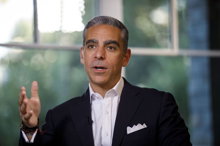 GP: David Marcus, vice president of messaging products for Facebook Inc.,