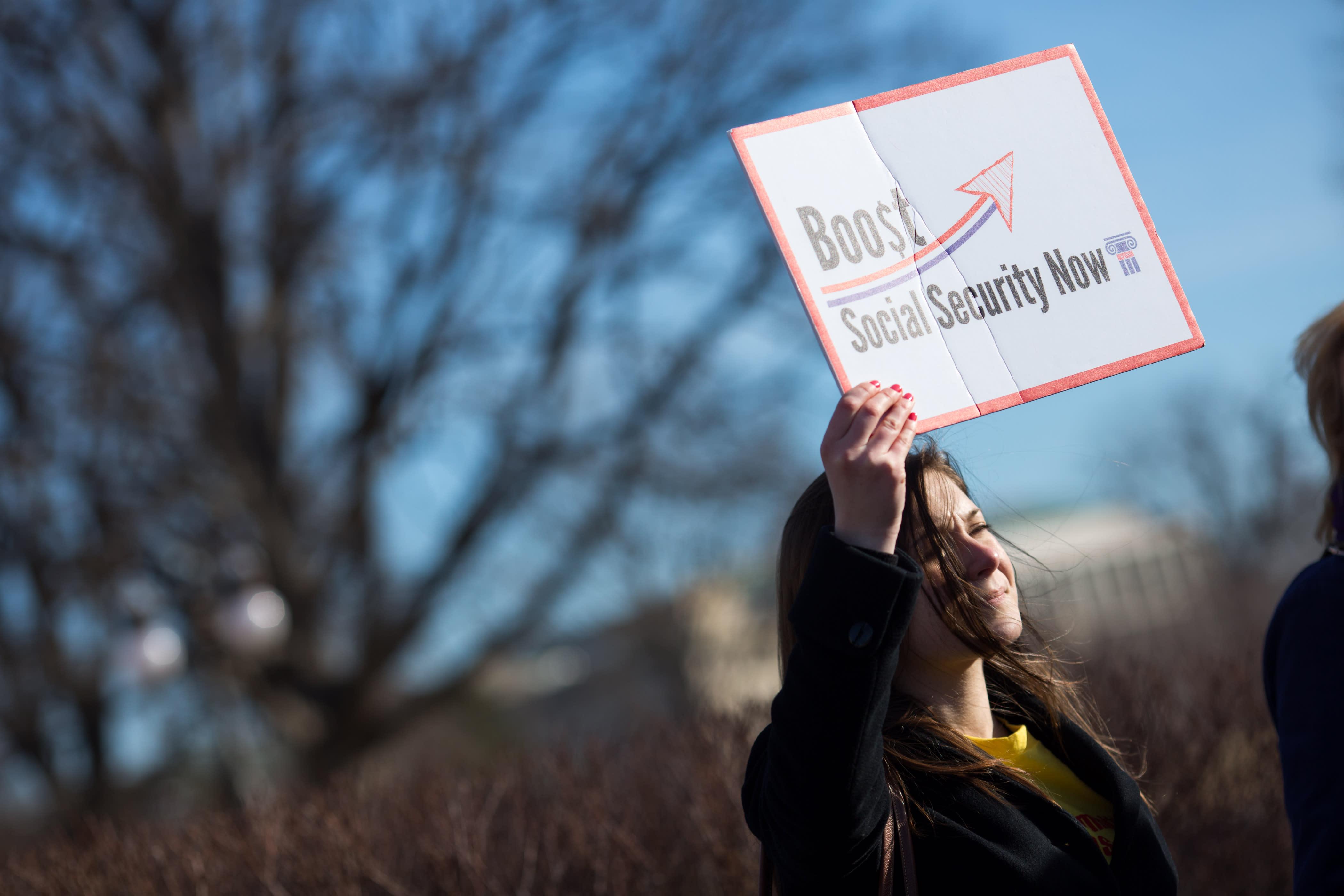 Millennials' financial futures at stake in Social Security reform debate, Republicans say