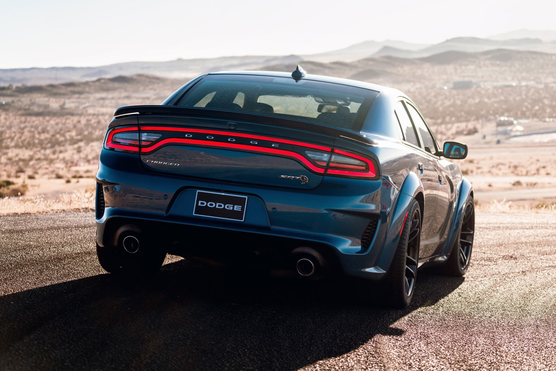 EMBARGOED: H/O: 2020 Dodge Charger SRT Hellcat Widebody 1