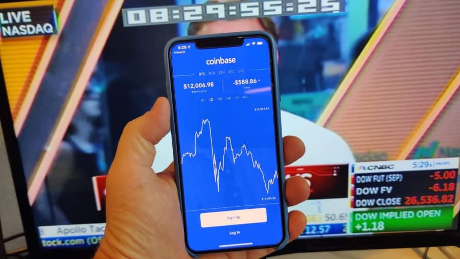 """BTC išsiųstas į """"Coinbase BCH"""" piniginę"""