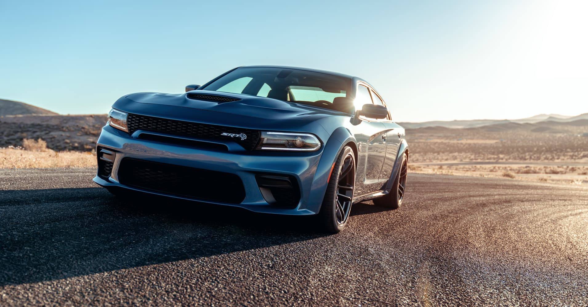 Dodge Just Unveiled The New 2020 Dodge Charger Hellcat And Scat Pack