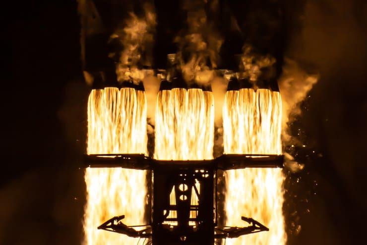 H/O: SpaceX Falcon Heavy STP-2 launch 190627 EC