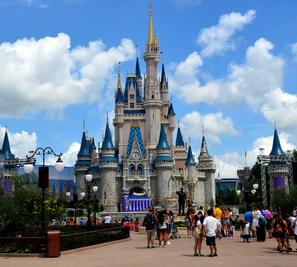 A Disney World ticket was $3.50 in 1971—here's how much it cost the year you were born