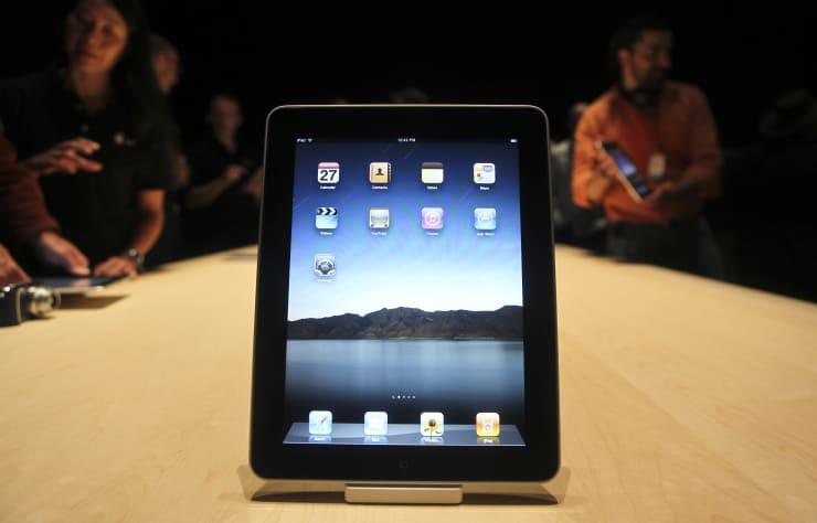 USA - Technology - Apple Introduces the iPad