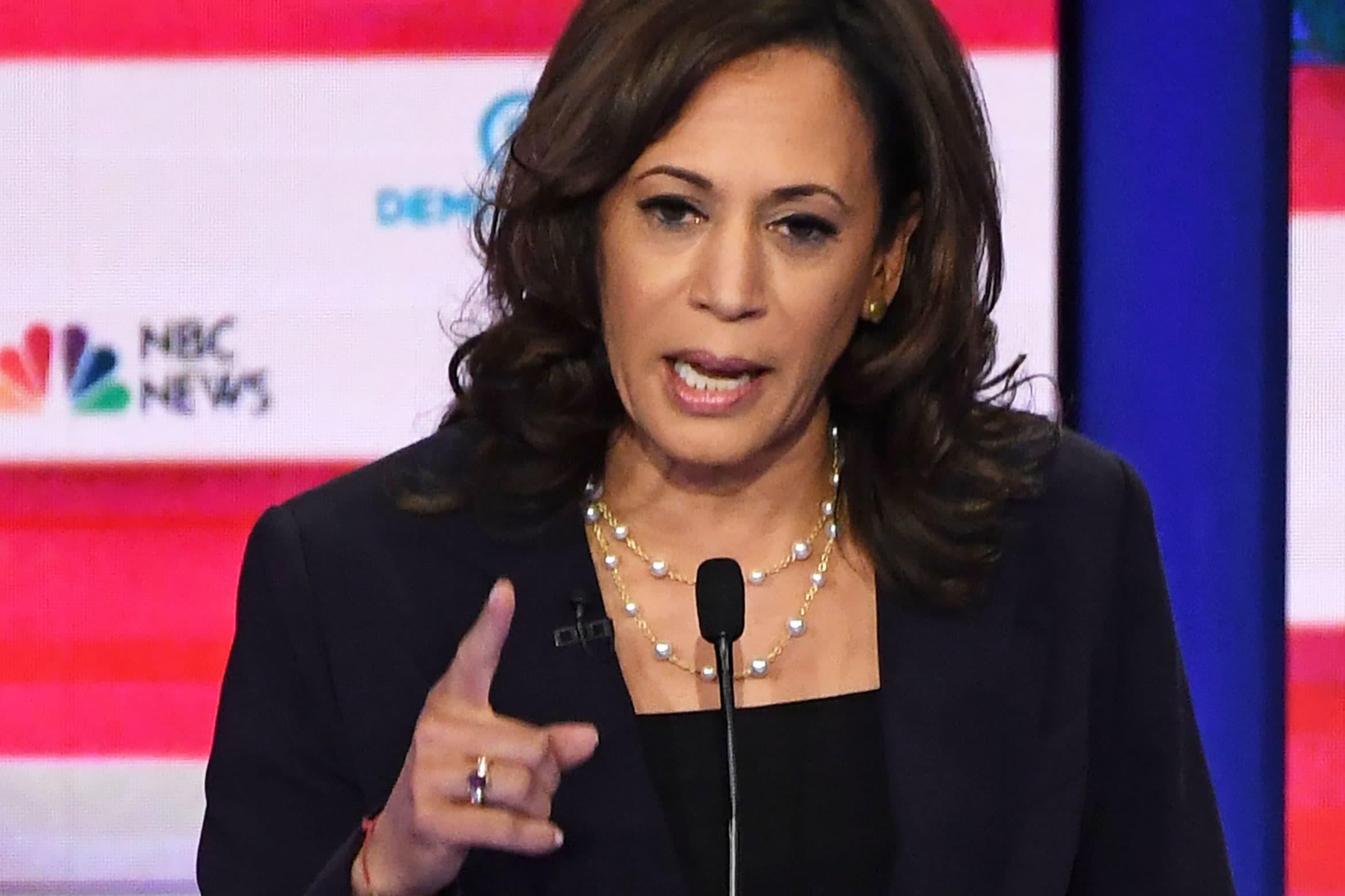 Kamala Harris Joe Biden Busing Battle Could Be Win For Democrats