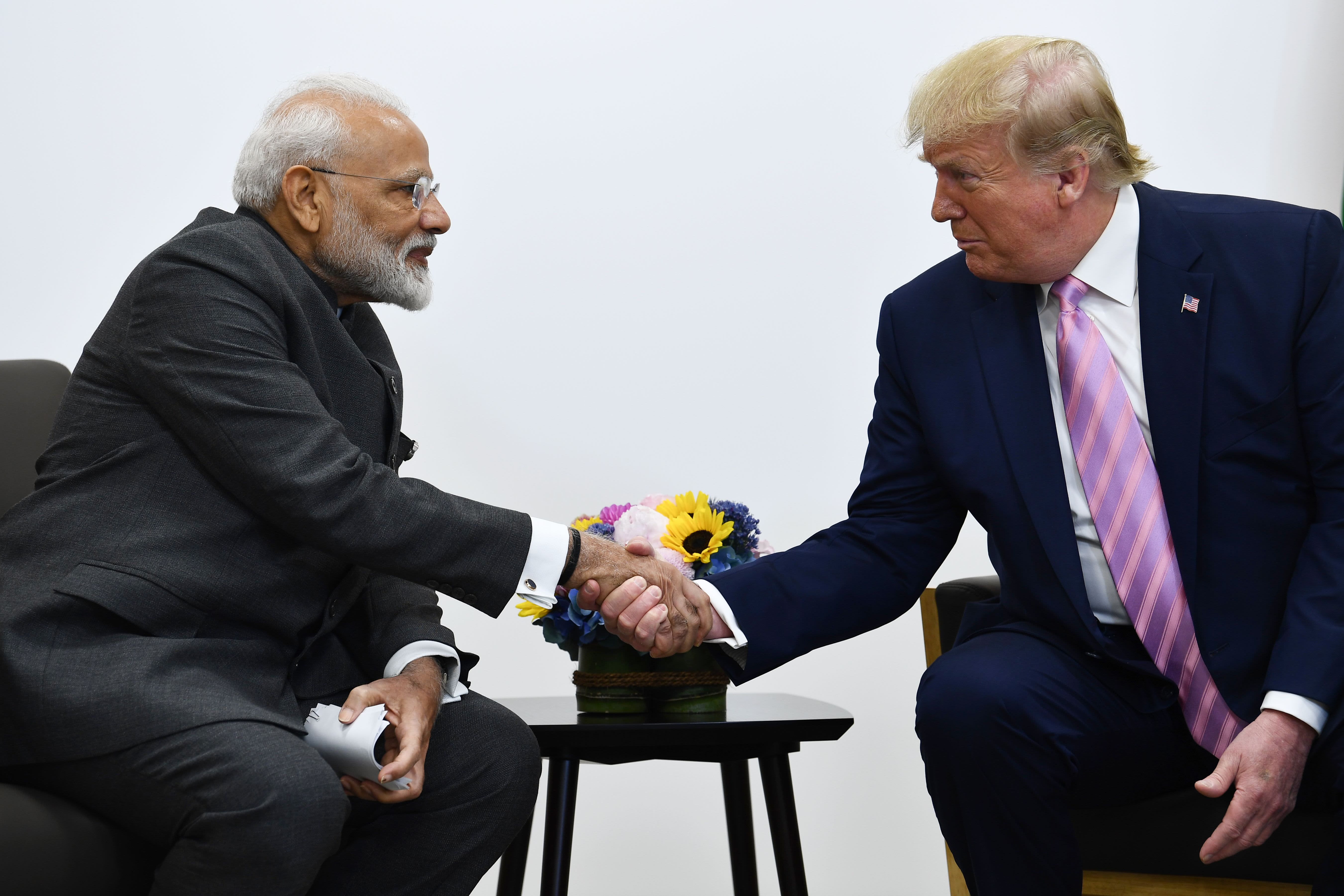Trump's India trip could help seal administration's next trade deal