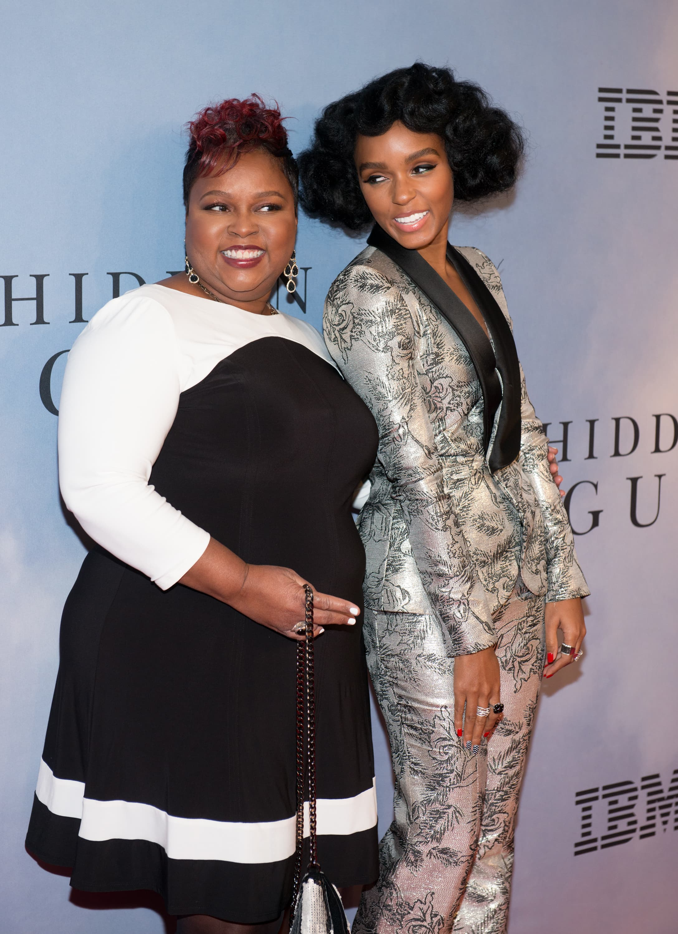 Janelle Monae grew up working class and her parents encouraged her to