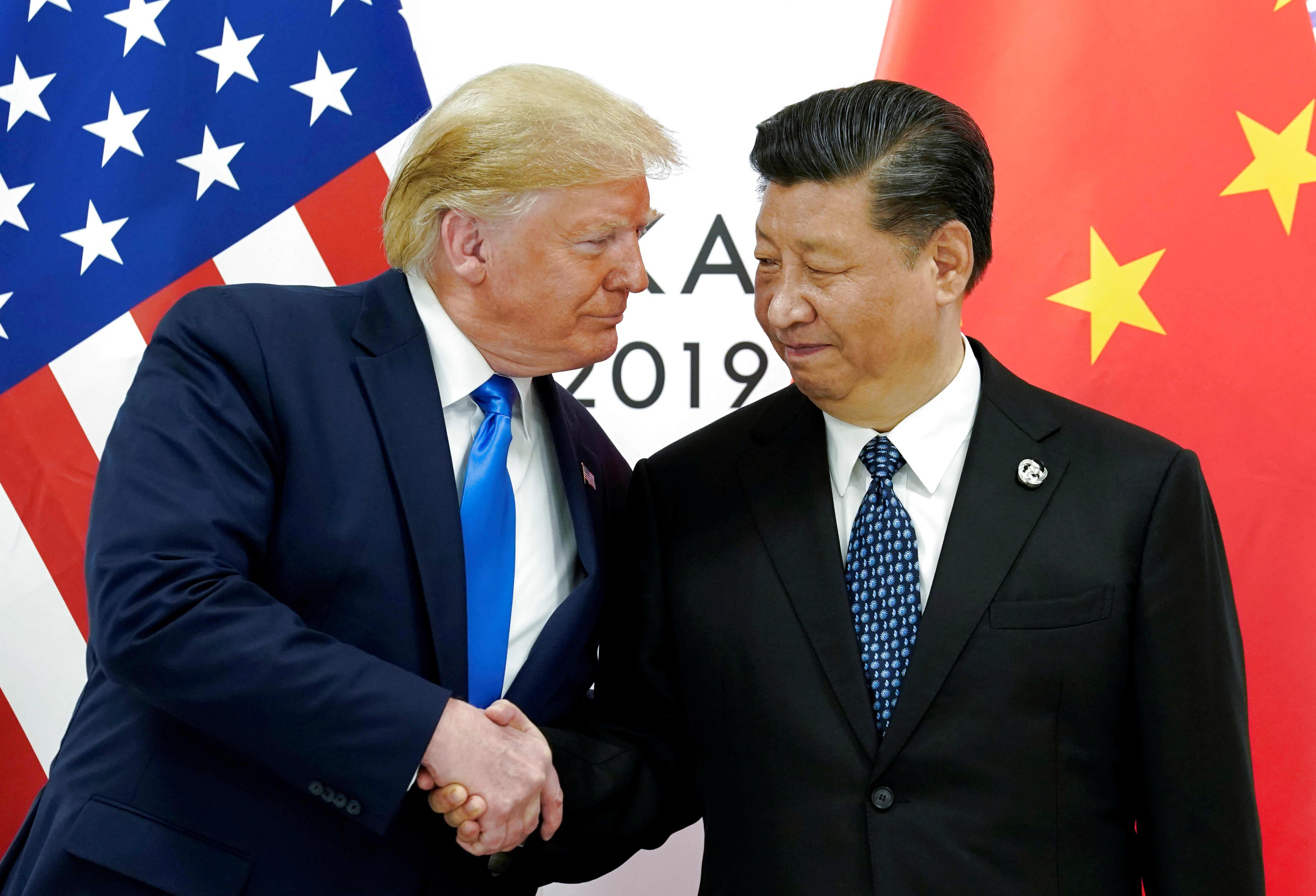 Trump on China: '100 Trade Deals' wouldn't make up for coronavirus