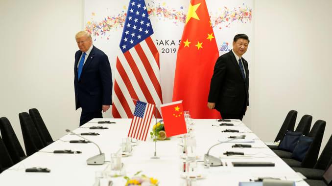 Trump Xi Japan Osaka G20 190629 EC