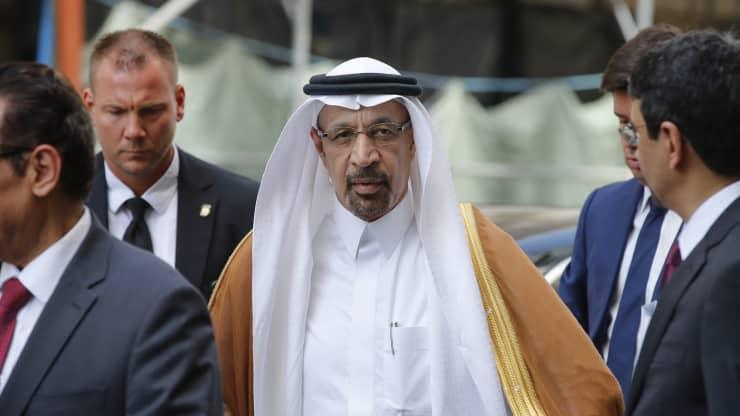 GP: Saudi Al-Falih OPEC 190701 EU